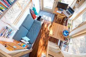 Tiny House Archives HomeDSGN - Tiny house on wheels interior