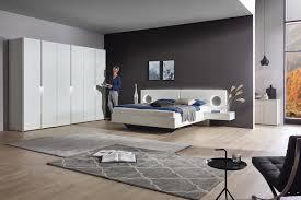 Ambiente By Hülsta Schlafzimmer Moon In Weiß