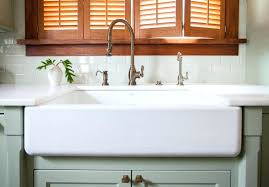 dining kitchen cool ways to install farmhouse sinks to your dream undermount farmhouse sink cool ways
