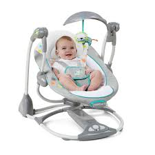 Rock On Mama These Are The 6 Best Baby Swings Motherly
