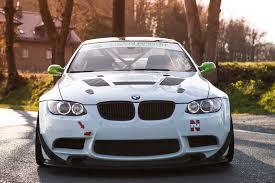 BMW Convertible bmw m3 gt4 : Fiber GT4 Motorsport Splitter, BMW M3 E9X, E90, E92, E93