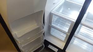 Whirlpool Refrigerator Water Filters Lowes 2017 Whirlpool Side By Side Refrigerator From Lowes Youtube
