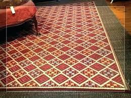 target indoor outdoor rugs round