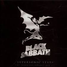 Black Sabbath Design Black Sabbath Supersonic Years The Seventies Singles Box Set
