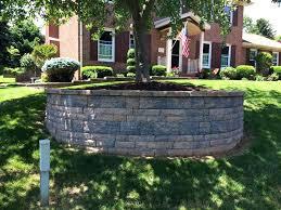 retaining wall around tree stone retaining wall around tree build retaining wall around tree roots