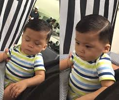 really cute haircuts for your baby boy