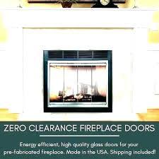 fireplace glass doors replacement glass door for fireplace glass front fireplace insert wood burning fireplace insert