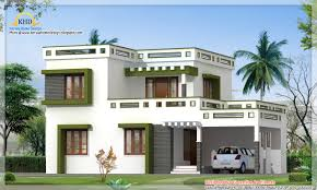 modern square house design kerala home house plans 41071
