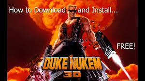 Duke Nukem 3D: Megaton Edition Free Download - igggames