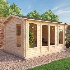 home office cabins. 4m x 3m waltons home office director log cabin cabins