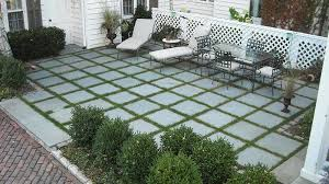 flagstone patio with grass. Flagstone Patio Ideas With Grass