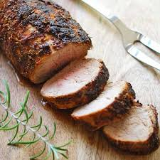 oven roasted pork tenderloin healthy