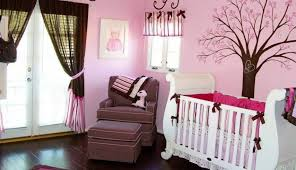 ideas pink gold girl popular images for colors and curtains room wall baby design target hobby