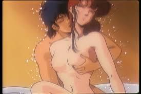 Romantic anime sex video