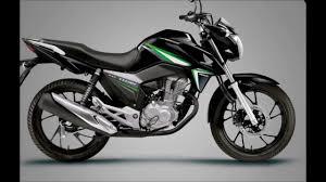 Novos Lanamentos Honda 2018 Motos  YouTube