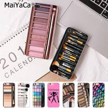 maiyaca for iphone xs max 7 8 plus palette fashion glam makeup palette phone case