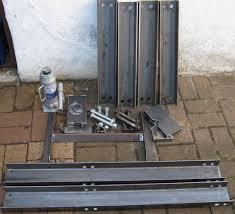 build a 10 ton hydraulic press 2