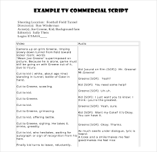 format for writing sample 11 script writing templates free sample example format download