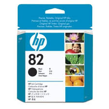 <b>HP 82 Black</b> Original Ink Cartridge - High Yield 69ml - CH565A ...
