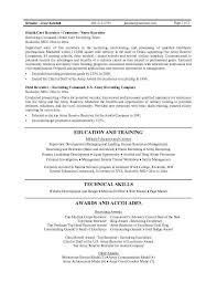 Nurse Recruiter Resume Chief Recruiter Resume] Nurse Recruiter Resume Executive Recruiter 11