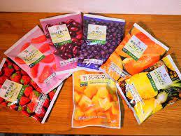 コンビニ 冷凍 フルーツ
