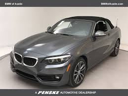 BMW 3 Series used bmw battery : 2018 Used BMW 2 Series 230i at BMW of Austin Serving Austin, Round ...