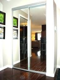 sliding closet door mirrored closet doors sliding mirror closet doors medium image for awesome mirror sliding closet door