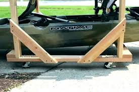 outdoor kayak storage rack s best holder kay kayak storage rack lovely outdoor