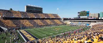 West Virginia University Milan Puskar Stadium Concourse