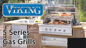 viking professional 5 series grills