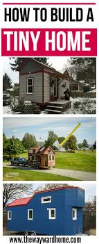 where to park tiny house. How To Build A Tiny House And Where Park It Legally