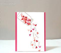 valentine s day card ideas.  Valentine Sprinkled With Love Card And Valentine S Day Card Ideas N
