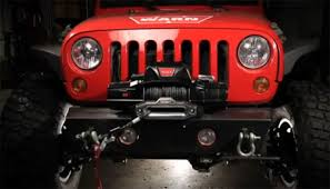 warn industries how to install a winch featuring the warn zeon warn winch instllation