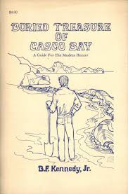 Buried Treasure Of Casco Bay A Project Gutenberg Ebook