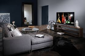 samsung tv qe49q7f. samsung qe49q7f room setting tv qe49q7f 7