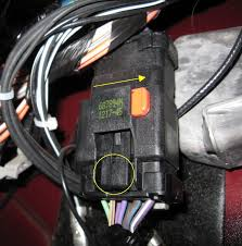 unplugging wiring harness when removing doors? jeepforum com wiring harness connector pins at Removing Wires From Harness