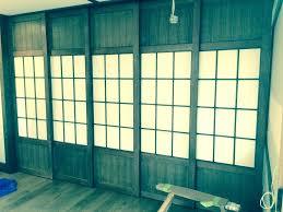 soji screen shoji screen closet doors diy