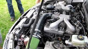 Insane engine swap: V12 1GZ-FE in a Lexus IS200 By Groundspeed ...
