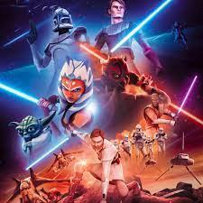 2932x2932 Star Wars The Clone Wars 4K ...