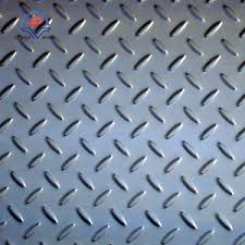 Chequered Plate Standard Weight Chequered Plate Standard