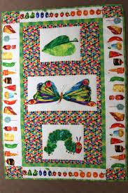 hungry caterpillar quilt & very hungry caterpillar quilt Adamdwight.com