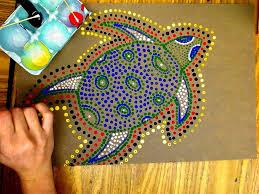 aboriginal art of animals. Unique Animals Aboriginal Animal Painting Day 2 With Art Of Animals 1