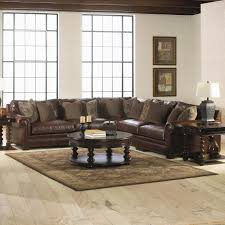 Traditional Sectional Sofas Living Room Furniture Bernhardt Grandview 5 Piece Traditional Sectional Sofa Wayside