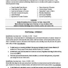 Sample Social Work Resume Palliative Care Social Worker Sample Resume Maternity Nurse Sample 50