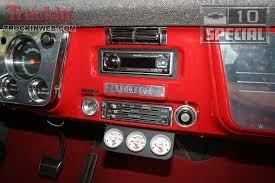 1972 Chevy C10 - Full Flame - Truckin' Magazine