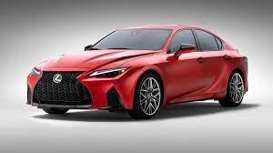 Lexus IS 500 (2021) startet mit 5,0-Liter V8 und 479 PS in den USA