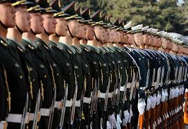 u s department of defense photo essay chinese iers of the people s liberation army prepare for an honor ceremony for u s defense secretary