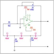 sine wave oscillator using lm741 engineersgarage rc phase shift oscillator circuit diagram