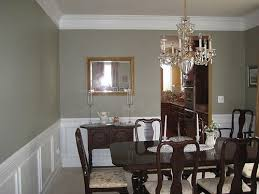 L Paint Colors For Dining Rooms Real Homes Gray Green Room Ellen  Kennon
