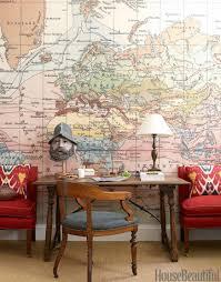 office wallpaper ideas. 60 Best Home Office Decorating Ideas Design Photos Of Wallpaper A